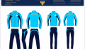 Talion Sport Suit Blue