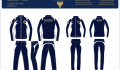 Talion Sport Suit Dark Blue